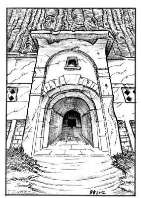 Fantasy Dungeon Jpg Art